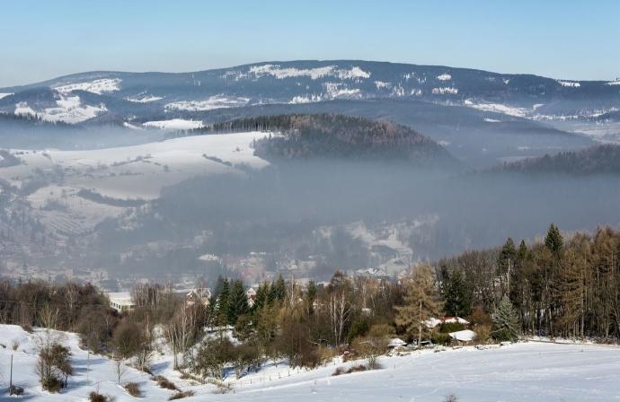 Smog na terenach wiejskich
