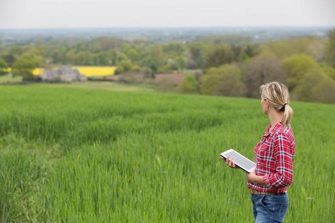 """Zapraszamy do udziału w e-learningu """"Ochrona różnorodności biologicznej na terenach rolniczych i instrumenty wsparcia"""""""